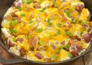Cheddar Ranch Potatoes