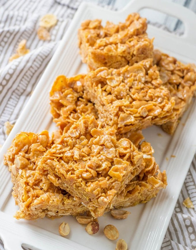 Chewy, gooey peanut caramel chews are sure to be your new favorite snack!
