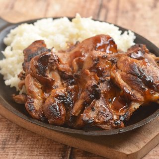 Sweet Mango Barbecue Chicken