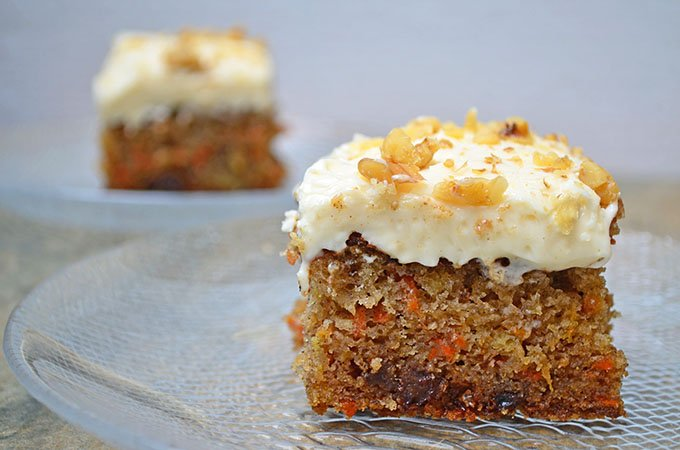 sheet cake with cream cheese frosting recipe myrecipes com carrot cake ...