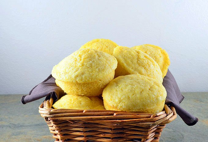 Sweet Corn Muffin