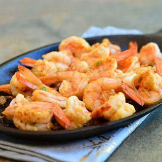 Spicy Garlic Shrimp (Gambas al Ajillo)