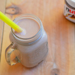Nutella Banana Smoothie