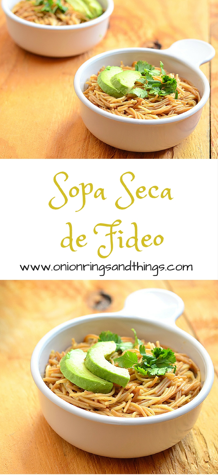 sopa seca de fideo is a classic Mexican dish made with thin noodles simmered in a tomato-based broth until dry