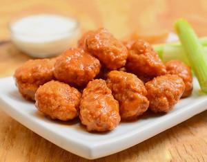 Cajun Buffalo Chicken Bites