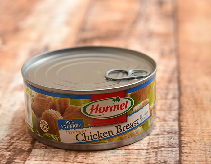 Hormel Foods Premium Chicken Chunks