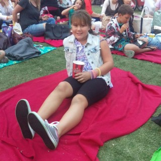 Orville Redenbacher's Popcorn Movies in the Park