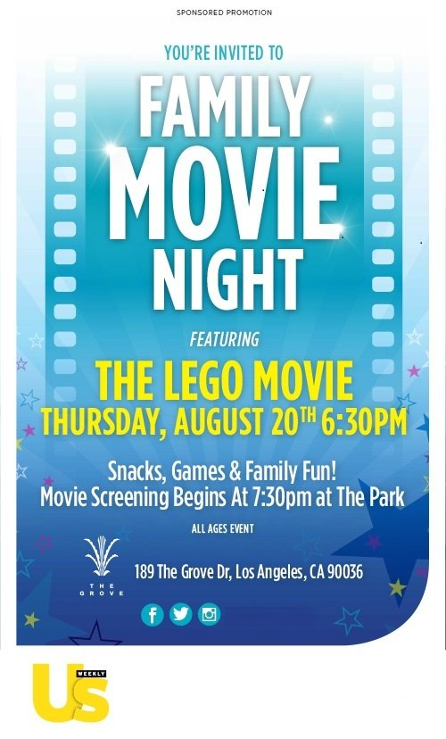 Orville Redenbacher's L.A. Blogger Event