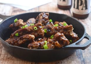 Asian Coffee Ribs