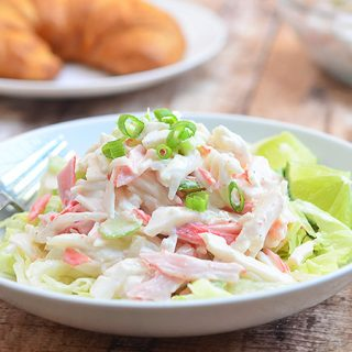 Kani Salad