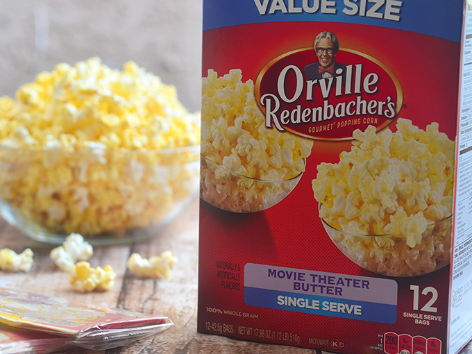 Orville Redenbacher's Popcorn and US Weekly's Family Movie Night