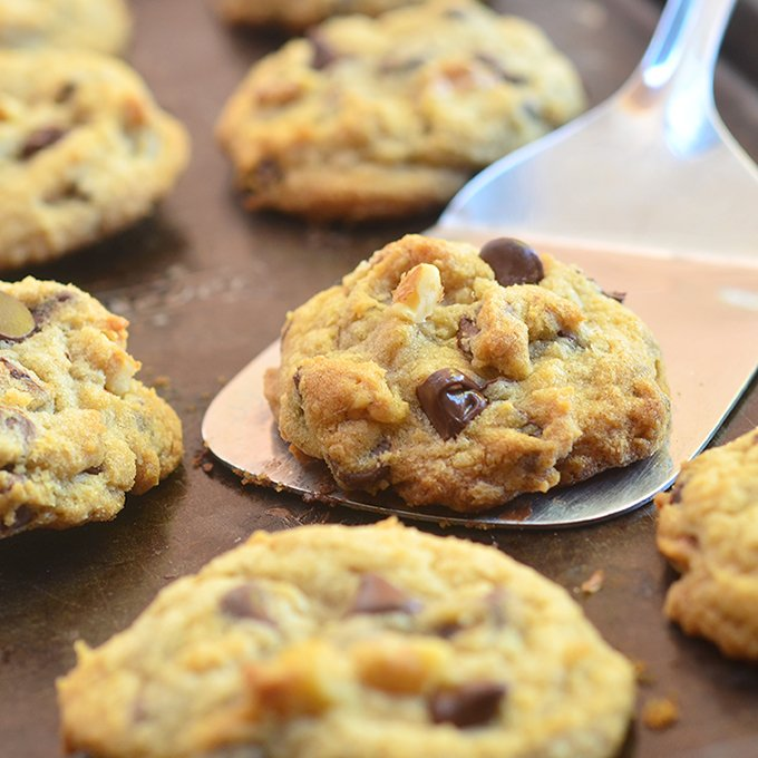 Chocolate Chip Cookies with 36-hour chill time are chunky, moist and chewy for a whole new level of yum.