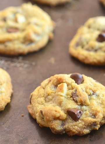 36-hour Chocolate Chip Cookies are soft and moist, chunky and chewy for a whole new level of yum. Truly the best cookies ever and the secret is the chill time!