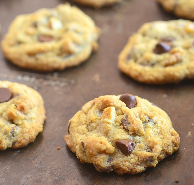 36-hour Chocolate Chip Cookies are soft and moist, chunky and chewy for a whole new level of yum. Truly the best cookies ever and the secret is the chill time! The secret is the chill time!