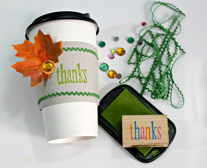 A simple Coffee Cup Gift Set is a perfect way to make a coffee lovers day