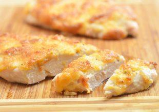 Easy Peasy Cheesy Mayo Chicken