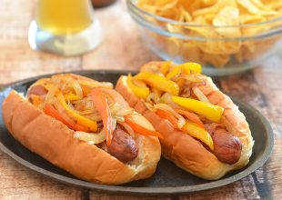 Bacon-Wrapped Hot Dogs A.K.A. Danger Dogs
