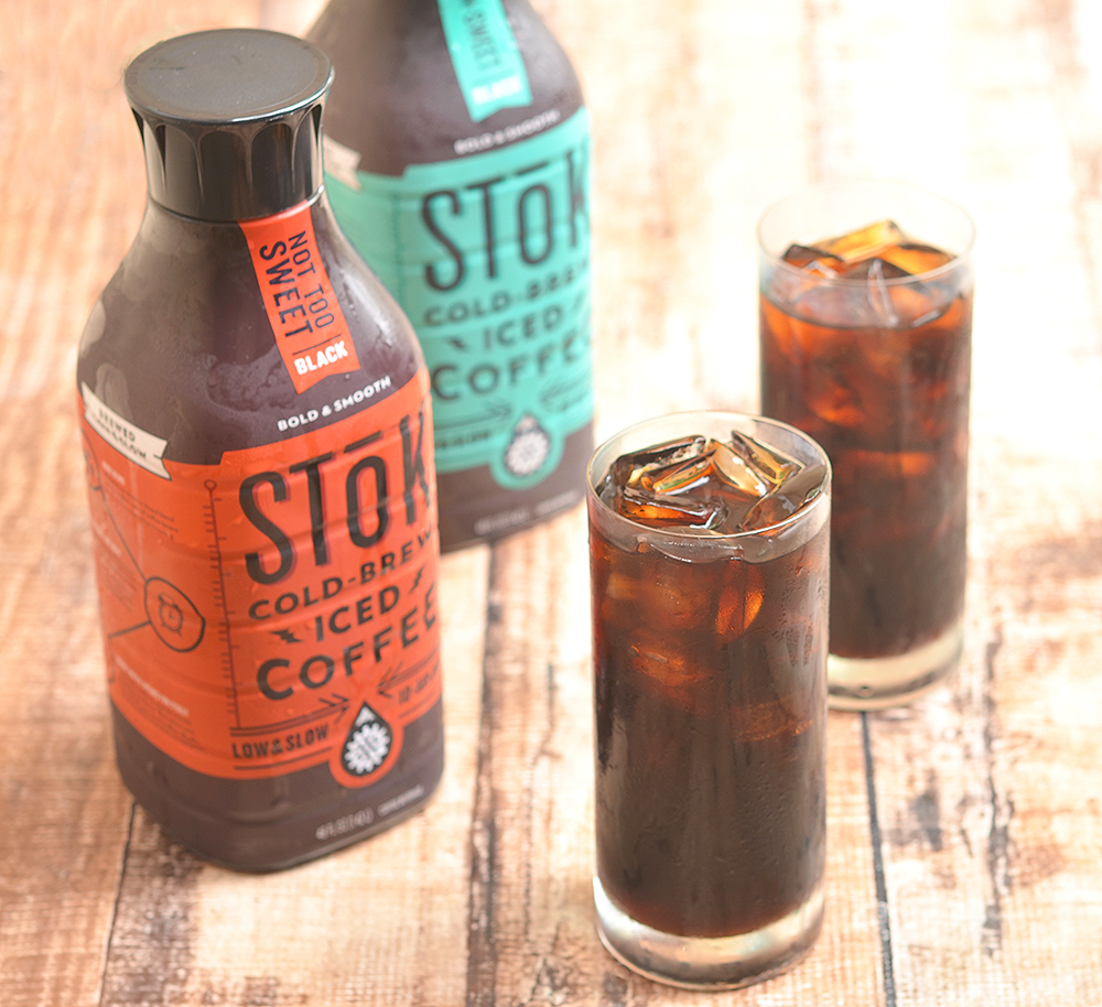 Living your Passion and SToK™ Cold Brew Iced Coffee
