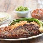 Authentic Mexican Carne Asada