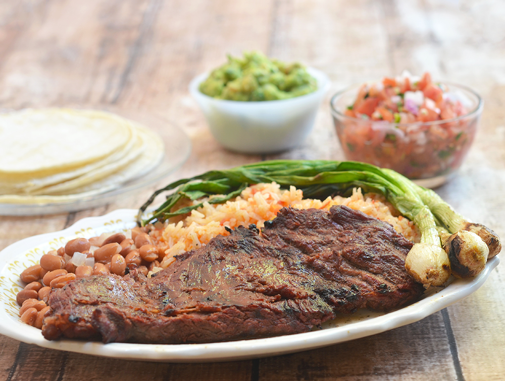 Authentic Mexican Carne Asada