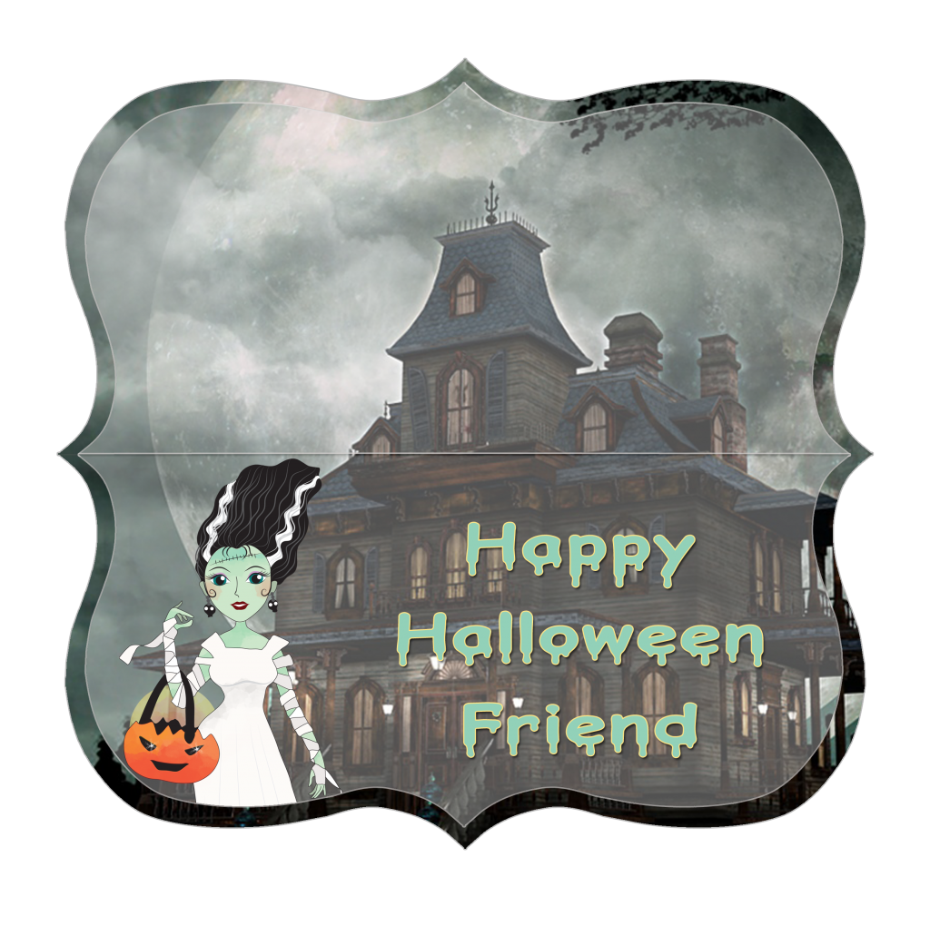 Munsters Treat Bag Toppers are cartoony, halloween fun