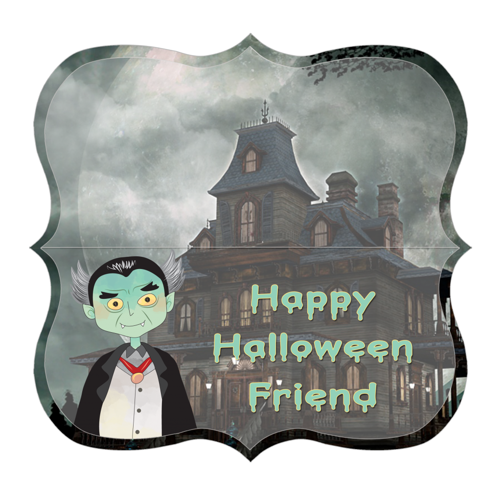 FREE Munsters Treat Bag Toppers Printables - Dracula