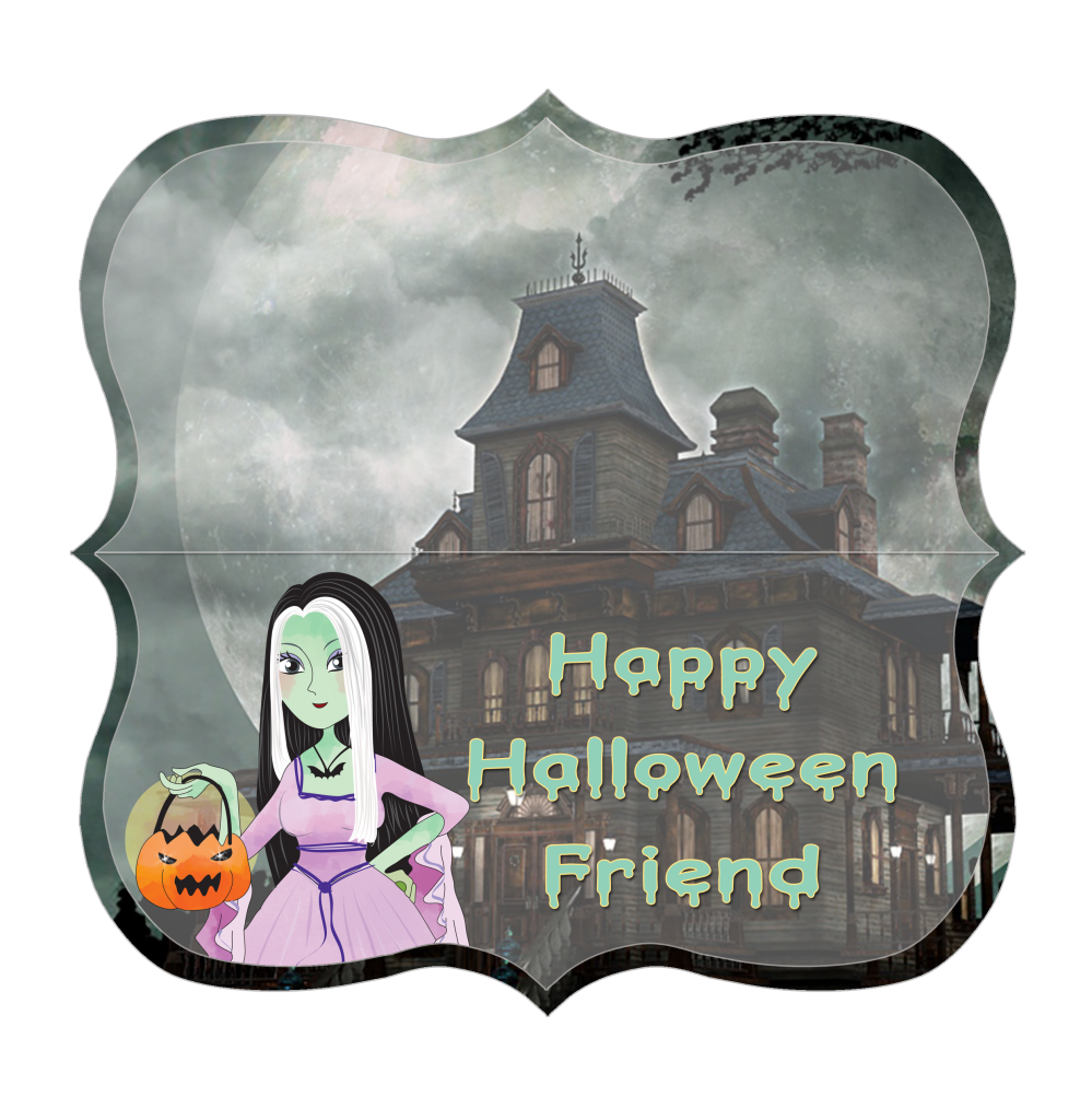 FREE Munsters Treat Bag Toppers Printables are ghoulish Halloween fun