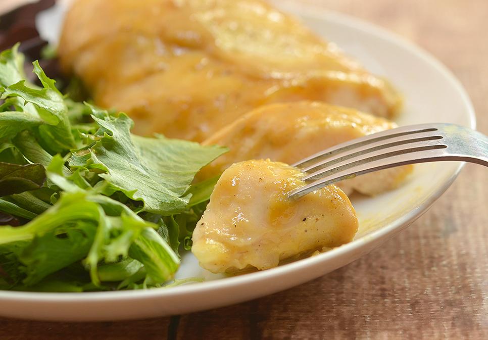 5-Ingredient Honey Mustard Chicken