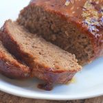 Barbecue-Glazed Meatloaf