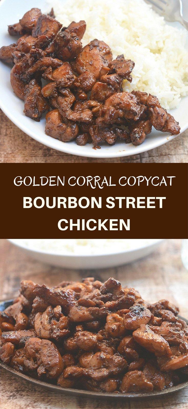 Golden Corral Bourbon Street Chicken Copycat Onion Rings Things