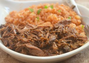 Slow Cooker Beef Barbacoa (Plus Instant Pot Option)
