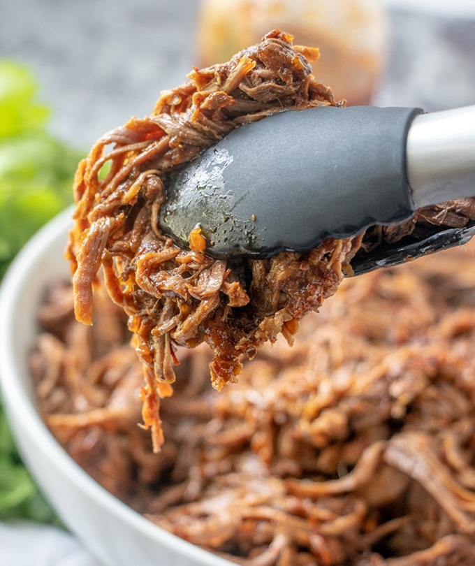 Spicy, tangy barbacoa is the perfect dinner for any Mexican food lover.