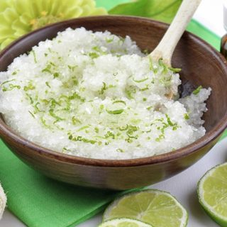 Coconut Lime Body Scrub