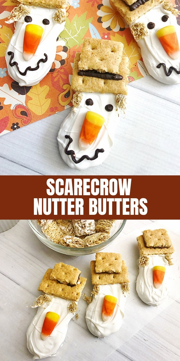 Scarecrow Nutter Butters