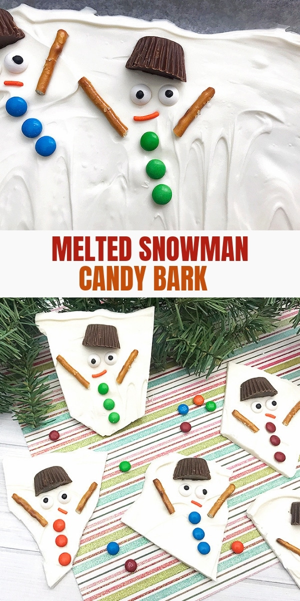 Melted Snowman Bark