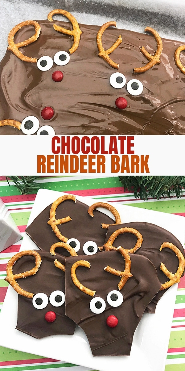 Chocolate Reindeer Bark