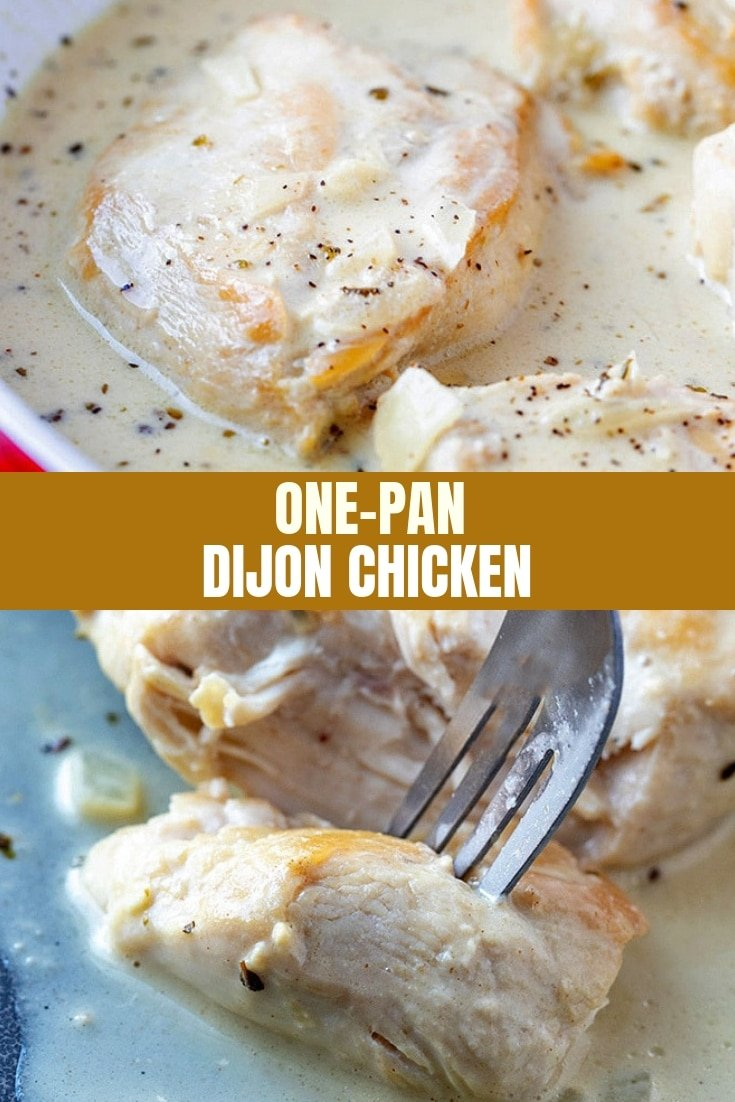Dijon Chicken