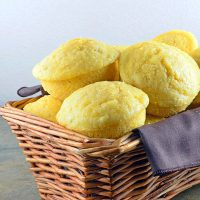 Sweet Corn Muffin