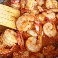 Chili Garlic Shrimpspicy shrimp cooked in chili garlic sauce